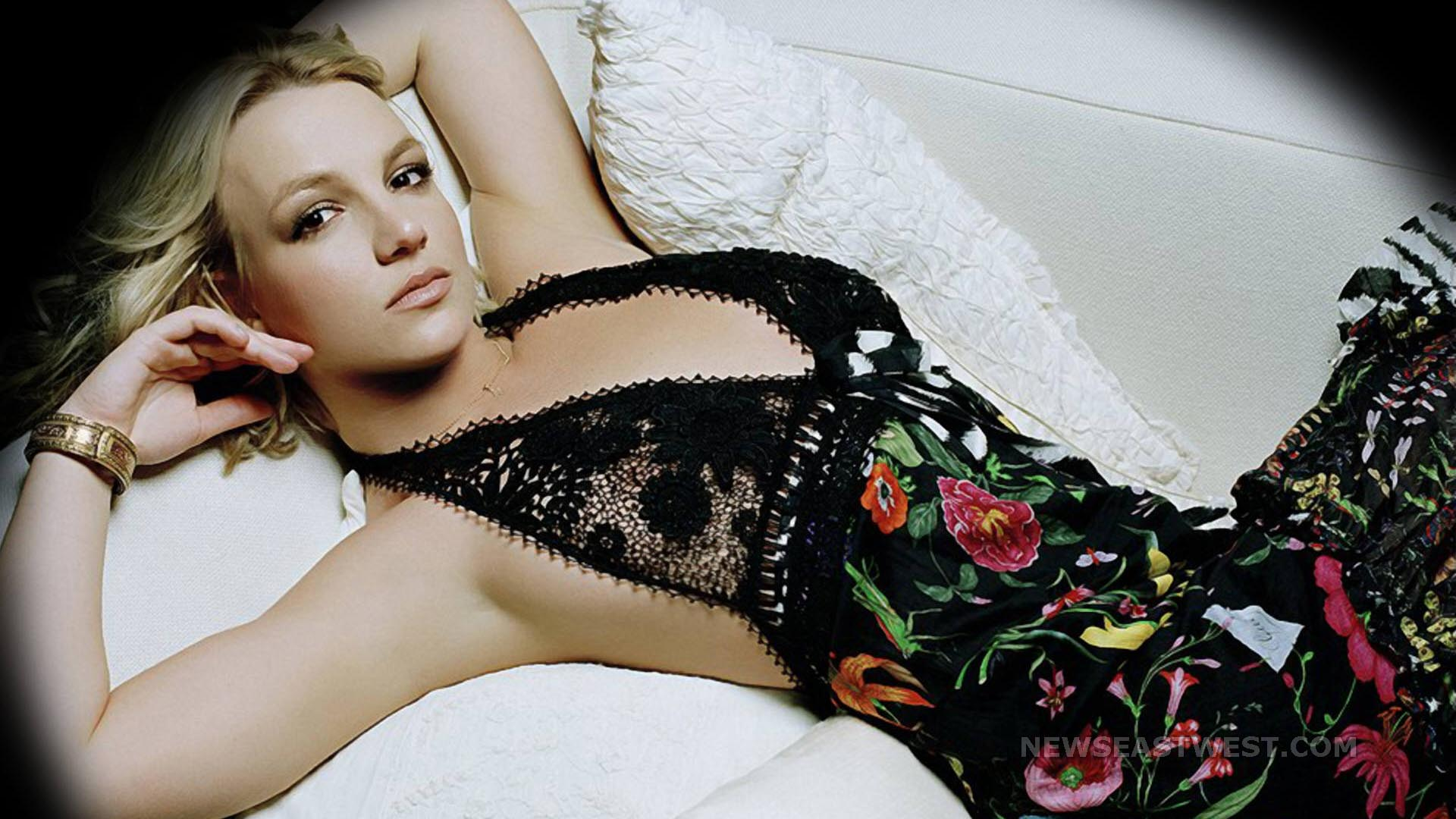 britney spears hot wallpaper