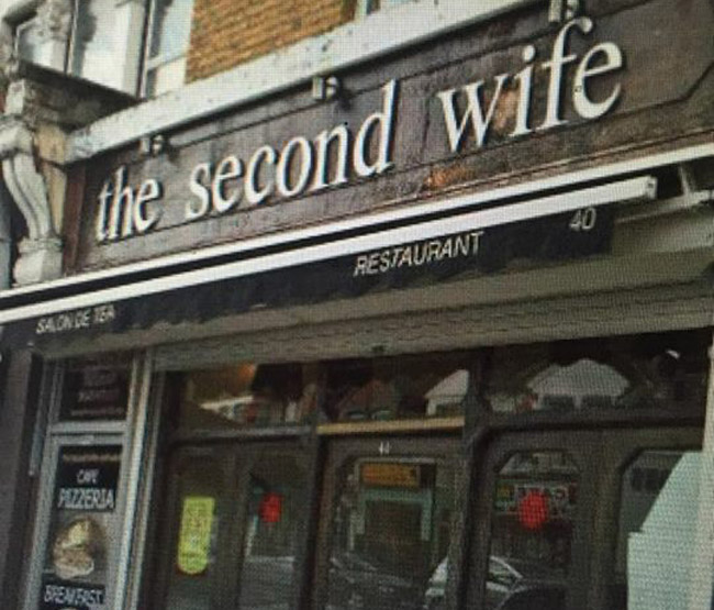second-wife