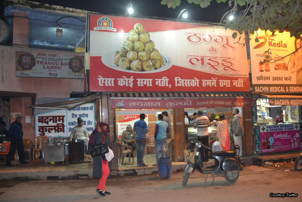thaggu-ke-laddu-in-kanpur