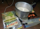 how-to-boil-milk-without-heater