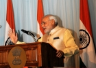 Narendra Modi at the Indian Community Dinner in New York