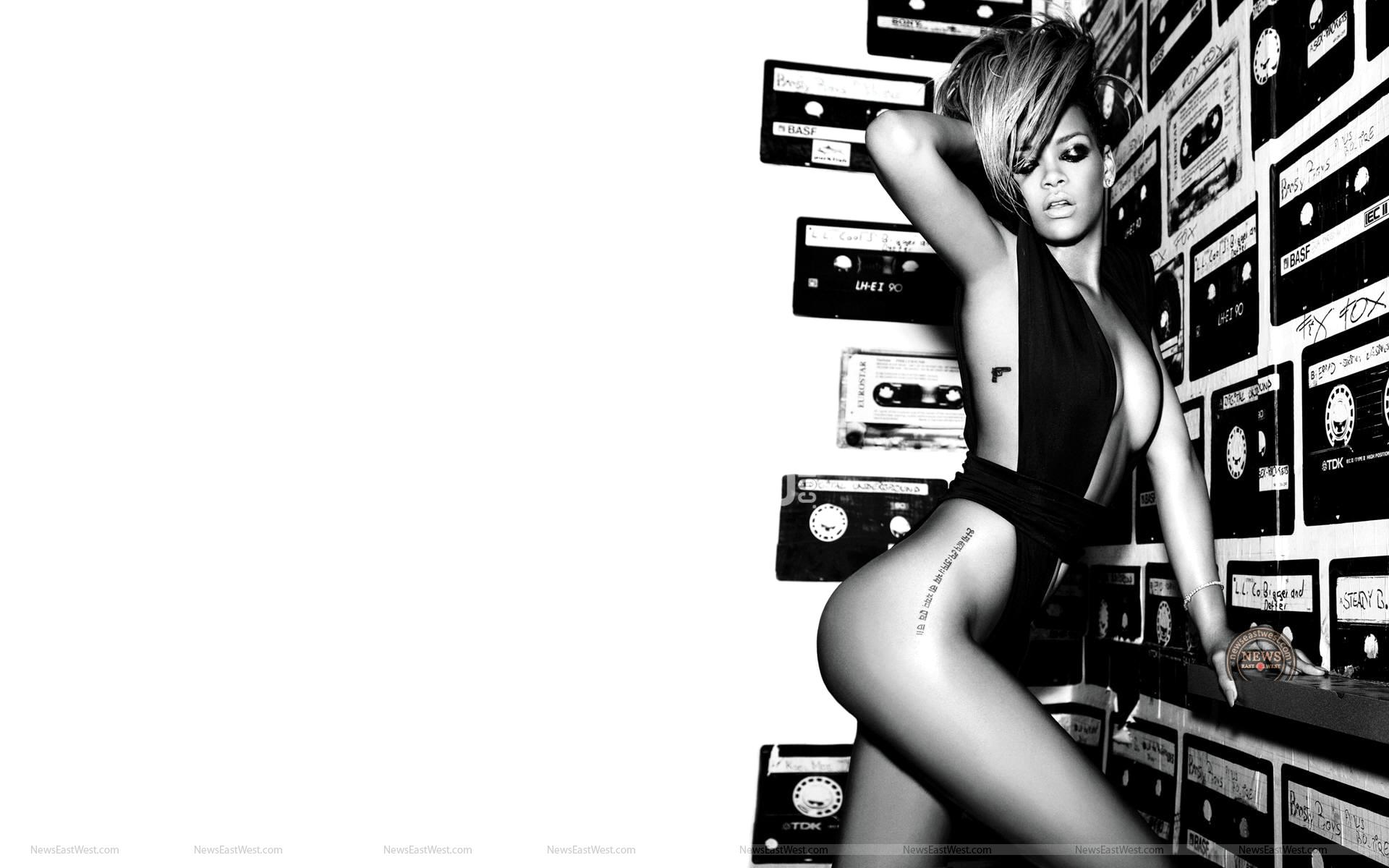 Rihanna sexy wallpaper