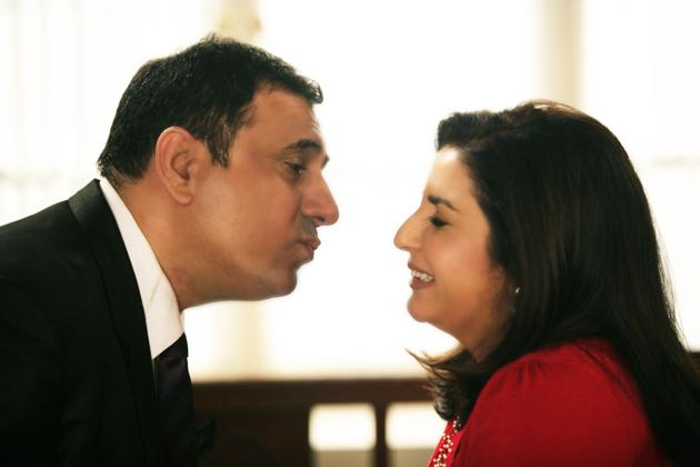 Bhansali lauds sister for Shirin Farhad Ki Toh Nikal Padi