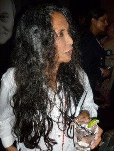 Chilling out: Deepa Mehta
