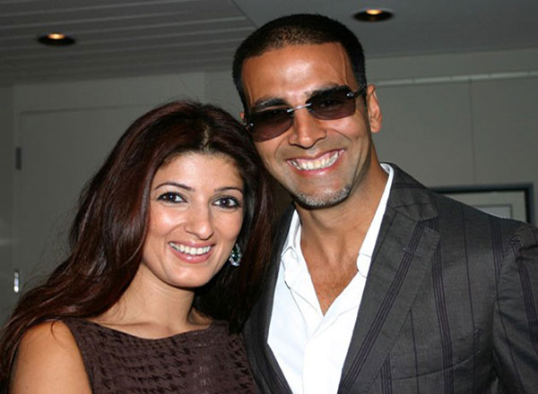 It's a baby girl for Twinkle and Akshay