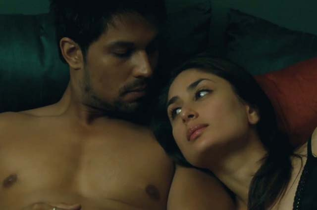 Kareena and Randeep Hooda in Heroine