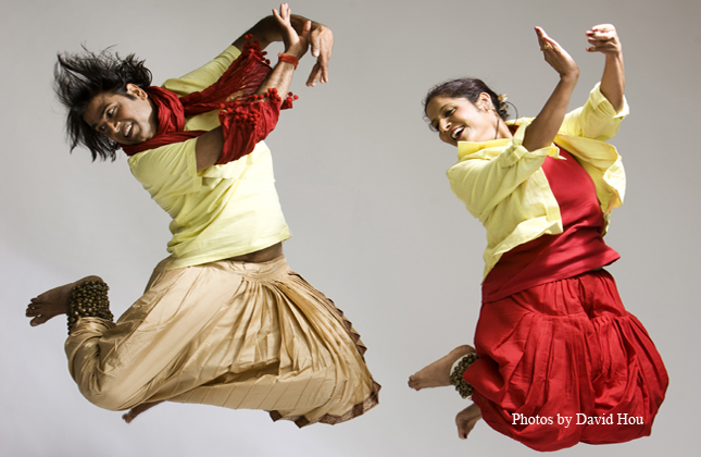 Rina Singha who brought Kathak to Canada