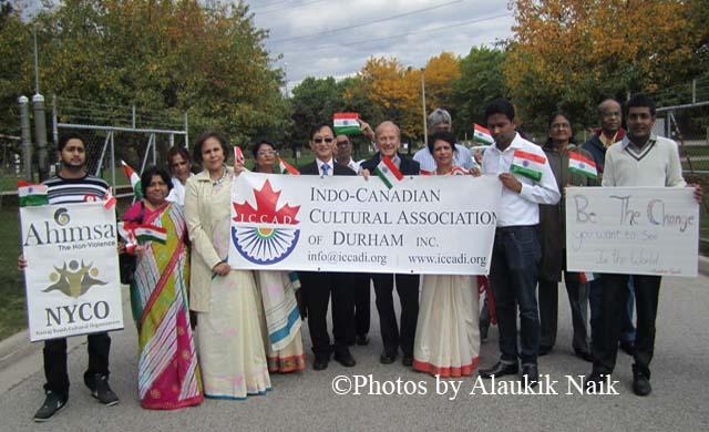 Pickering deputy mayor, MPPs join Indians for Ahimsa Day