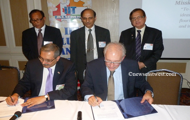 IIT Bombay signs MoUs with three Canadian universities