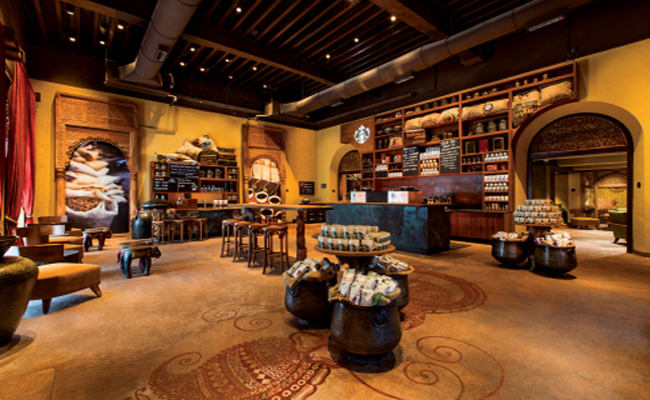Starbucks enters India, opens first outlet in Mumbai