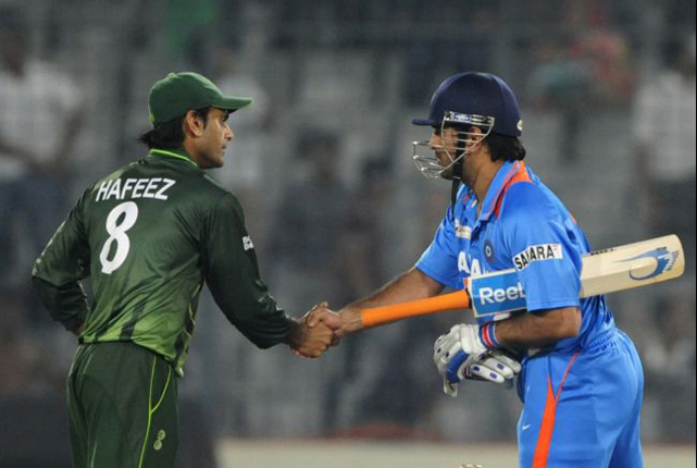 India, Pakistan play first T20 in Bengaluru on December 25