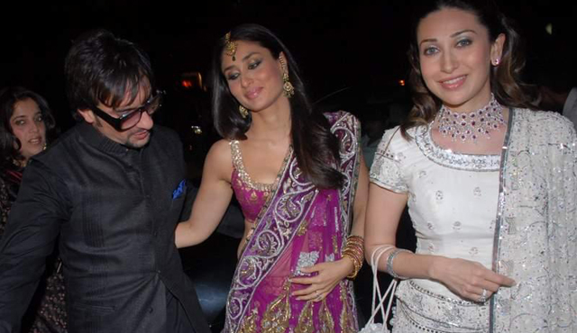 Kareena Kapoor is 22 years junior to Saif's first wife Amrita Singh