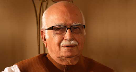 Documentary being shot on Advani's life