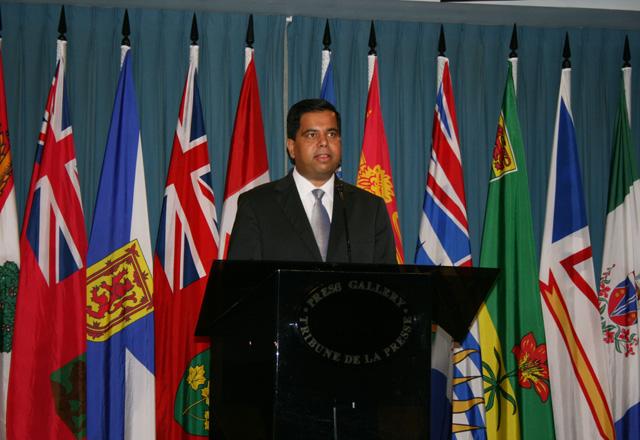Canadian Tamil Congress demands global panel on Sri Lanka war crimes