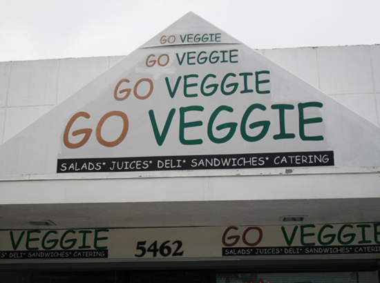 LA goes vegetarian every Monday