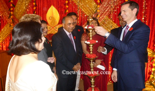 Diwali in Toronto: McGuinty lauded as `closest friend' of India