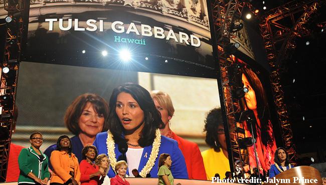 Tulsi, first Hindu Congresswoman in US, to take oath on Gita