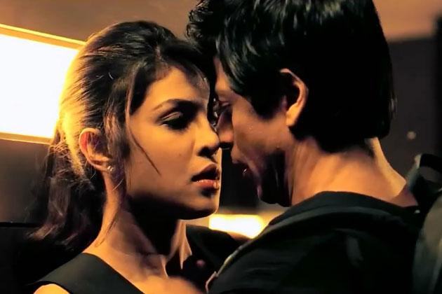 Priyanka & Shah Rukh in Don 2