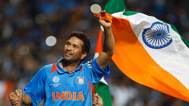 The God of cricket retires from ODIs