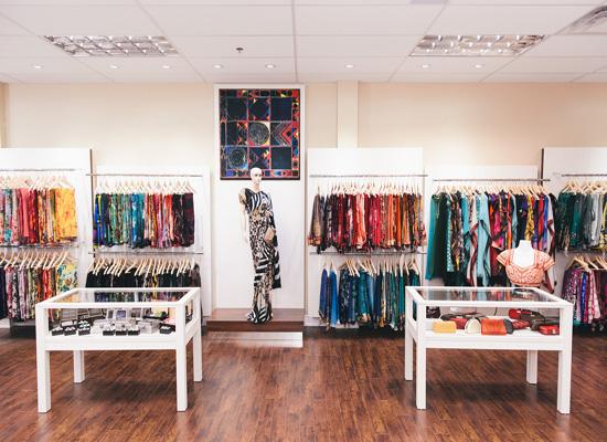 Satya Paul fashion in Canada with a showroom in Brampton