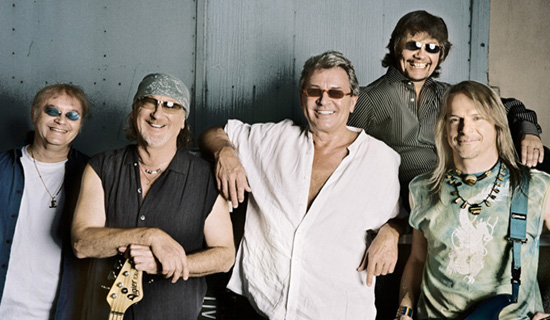 Deep Purple coming for India's first live-band festival