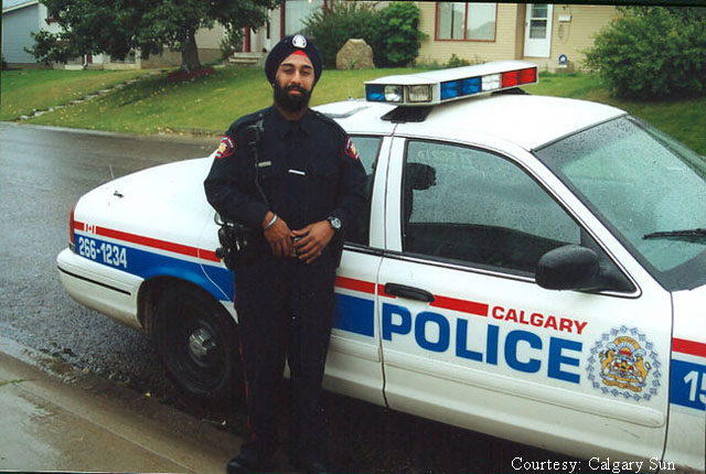 Jasbir Singh Kainth (Courtesy: Calgary Sun)