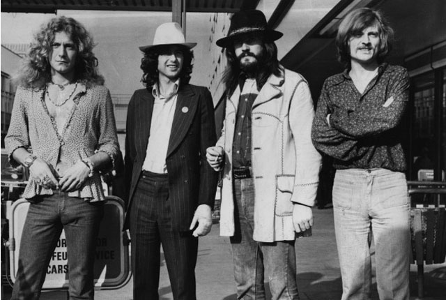 Led Zeppelin: Rock gods who transported me to rock and roll heaven
