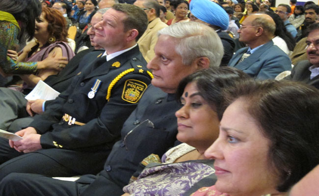 New high commissioner, Mississauga mayor join as Indians celebrate Republic Day