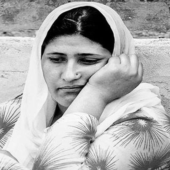 Afzal-Guru's wife