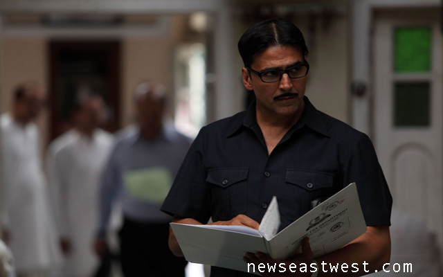 Akshay Kumar in Special  Chabbis