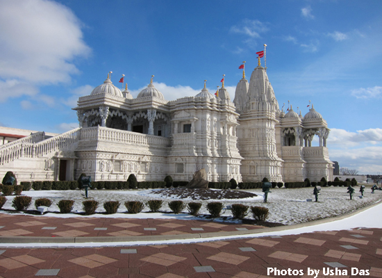Toronto BAPS Swaminarayan Temple to last a thousand years
