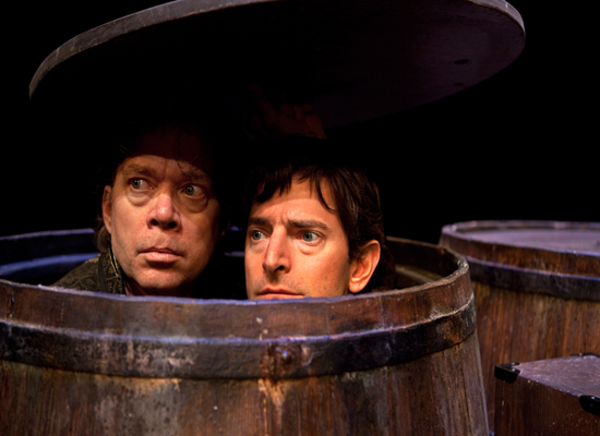 Rosencrantz and Guildenstern: A tantalizing play about human longing