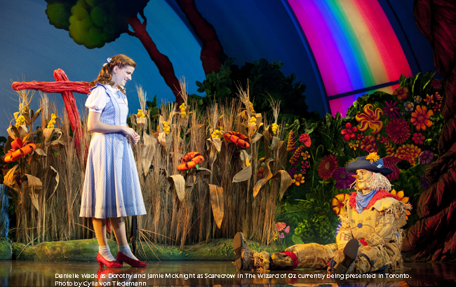 The Wizard of Oz casts its magic on Toronto
