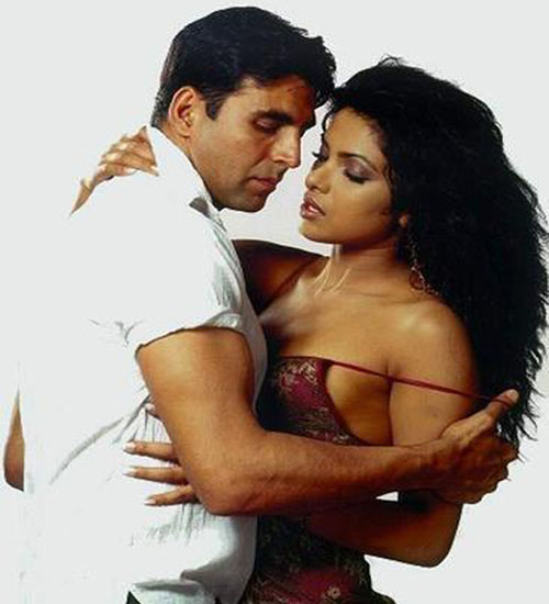 Priyanka with Akshay