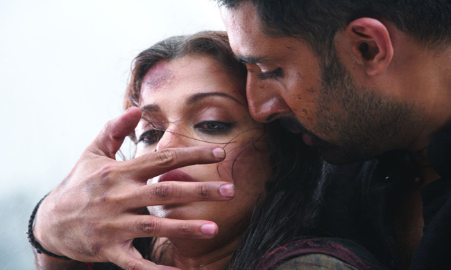Abhishek and Aish