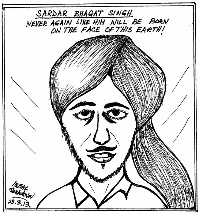 Bhagat Singh – India's greatest revolutionary