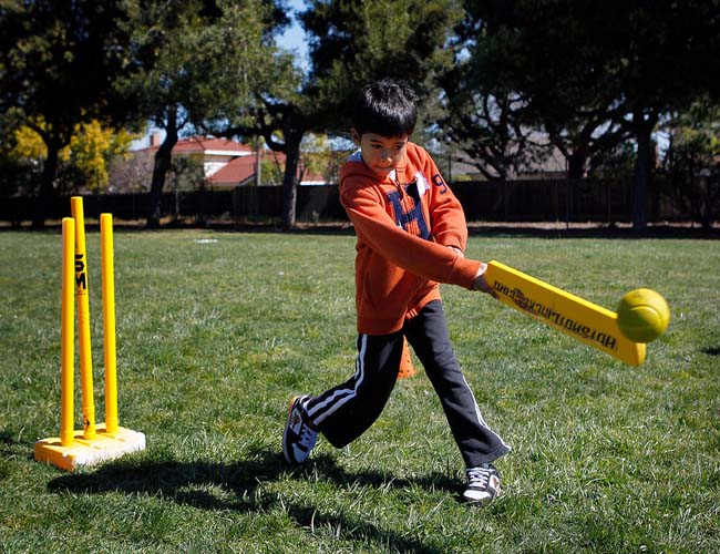 Cricket in Silicon Valley