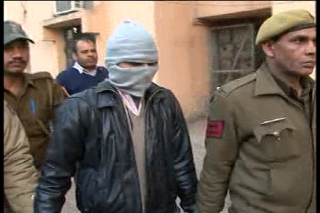 Delhi gangrape accused