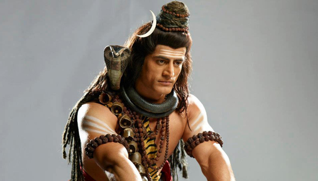 Mohit Raina as Shiva in Devon Ke Dev Mahadev