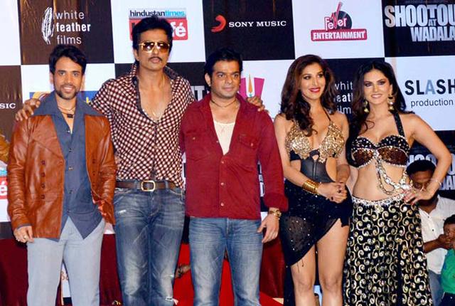 Sunny Leone wants to romance Salman Khan