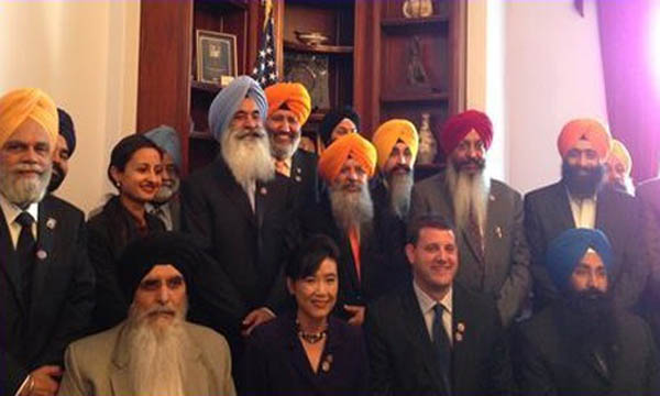 American Sikh Caucus launched
