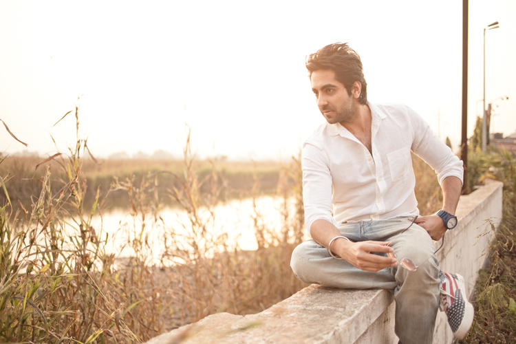 Ayushmann says he's evolved in Bollywood