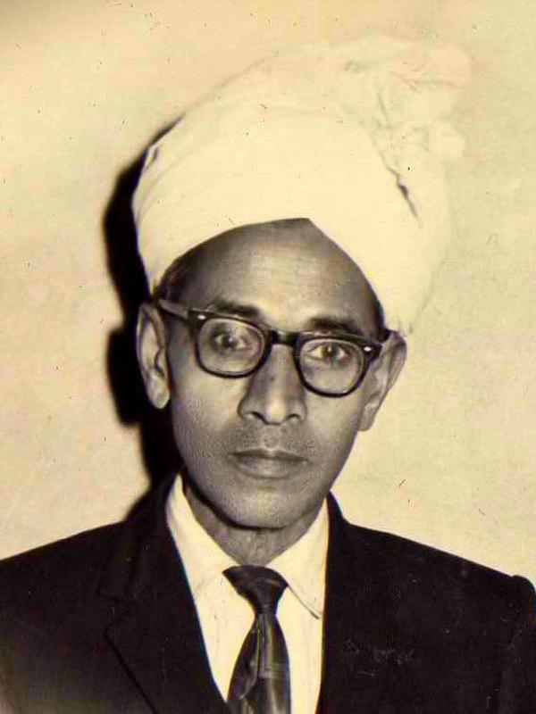Bauji: Ashok's father