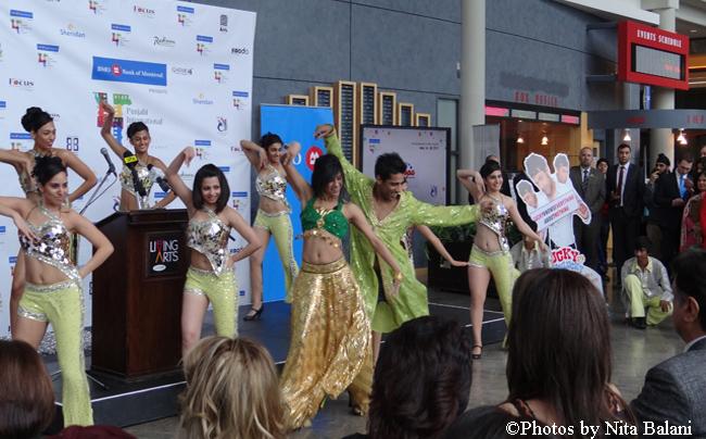 Dancers from Shiamak Davar Dance group copy
