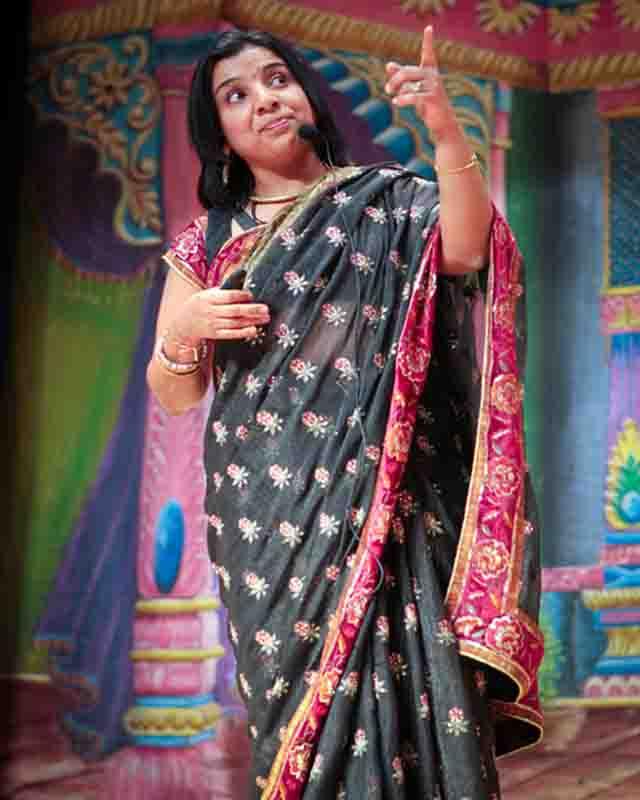 Dr Aditi Sheth.