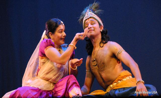 Krishna - Yashoda feeding him ghee