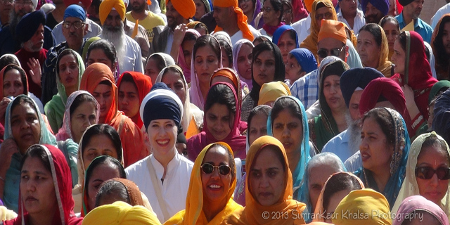 Nagar Kirtan in Los Angeles