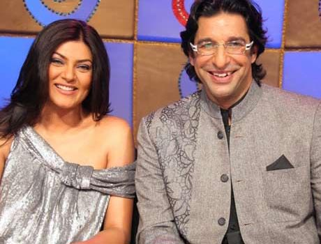 Sushmita Sen rubbishes rumours of her wedding to Wasim Akram