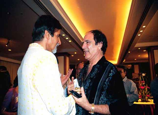 amitabh with feroz khan
