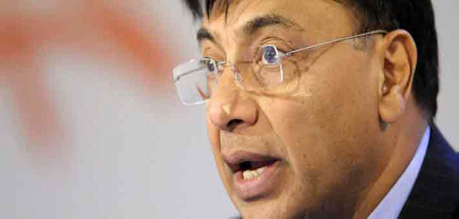 Lakshmi Mittal - who was the richest man in Britain for eight years